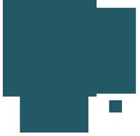 Blue Daze Designs Logo circular